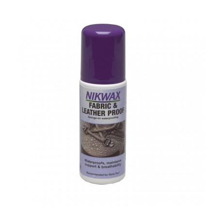 NIKWAX Fabric & Leather 125ml