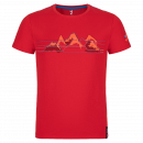 Racing Red Mountains