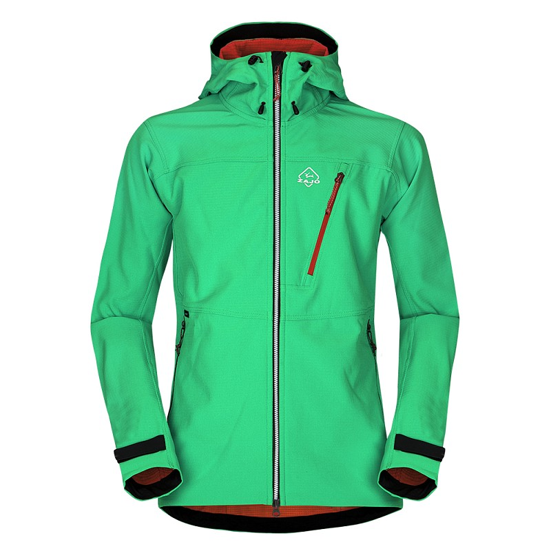 Softshell Jackets Men: Volcano Tech JKT Island | ZAJO Worldwide